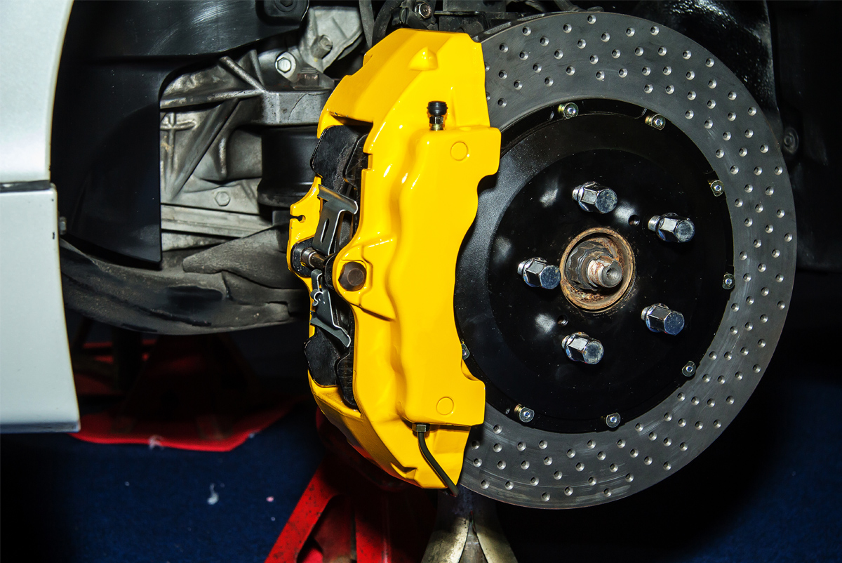 Raleigh Brake Repair and Service - Duraleigh Auto Center